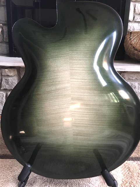 2018 Dan Davis Jazz Guitar 5