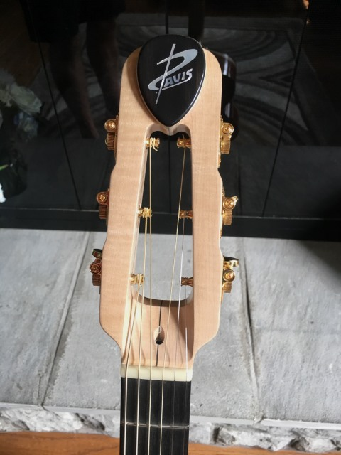 2020 Dan Davis Acoustic Ballo Guitar 6