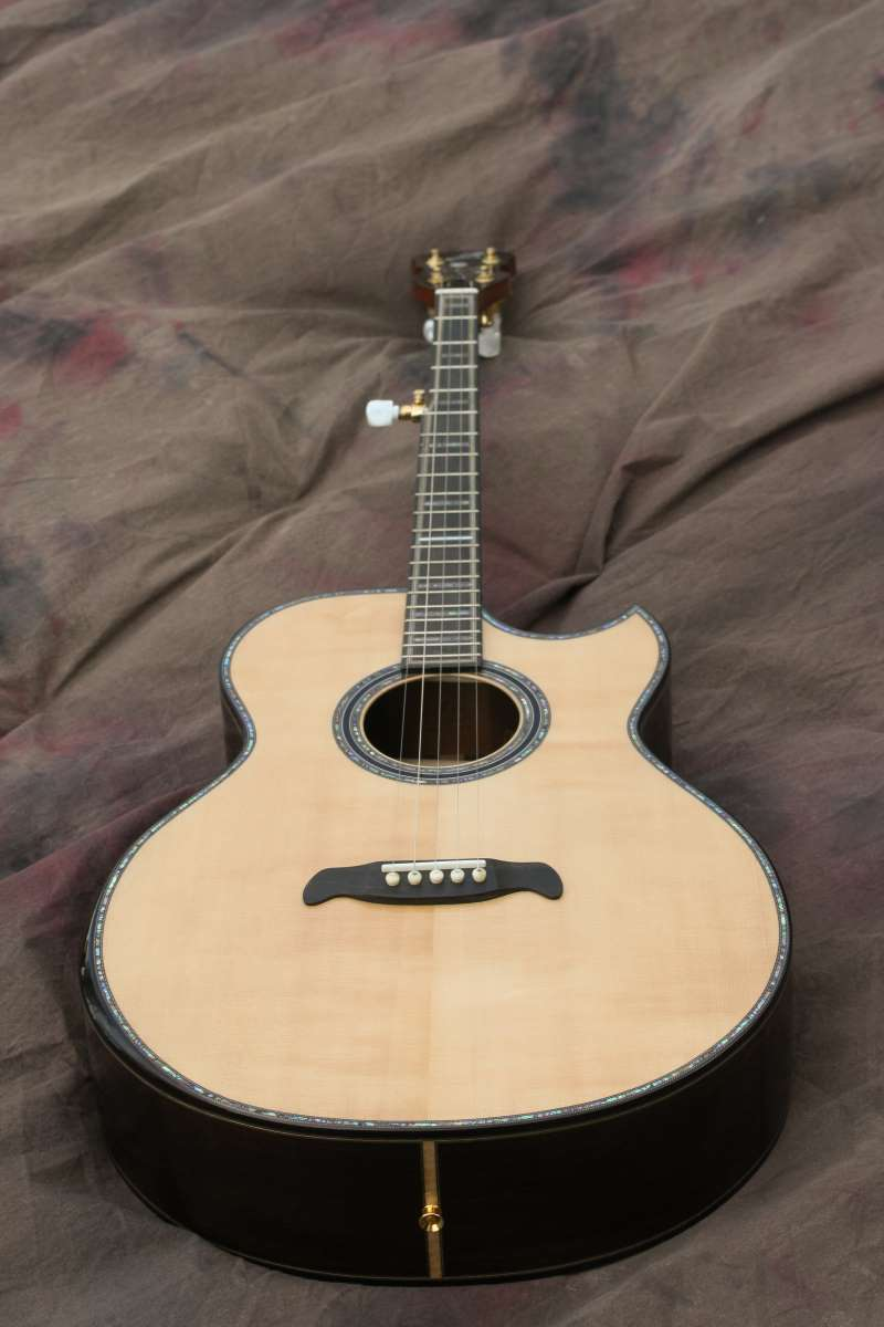 Davis Guitars Custom Banjar 6