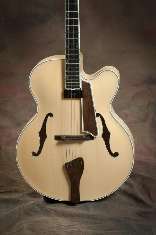 Acoustic Jazz Guitar - Davis Guitars, Cincinnati, OH